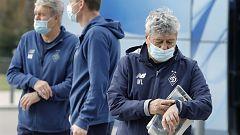 El Barça-Dinamo Kiev, pendiente de los PCR al equipo ucraniano