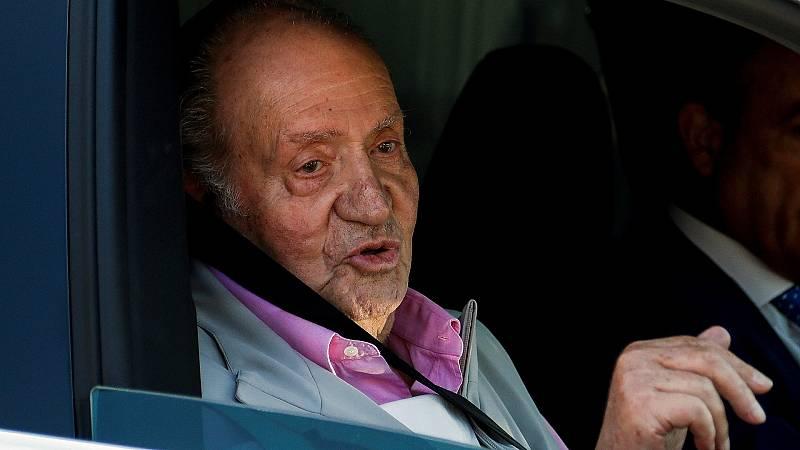 La Fiscalía del Supremo asume una nueva investigación sobre Juan Carlos I por el posible uso de tarjetas opacas