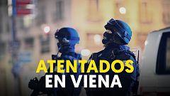 Austria intenta aclarar el atentado que dejó cuatro muertos y más de 20 heridos en Viena