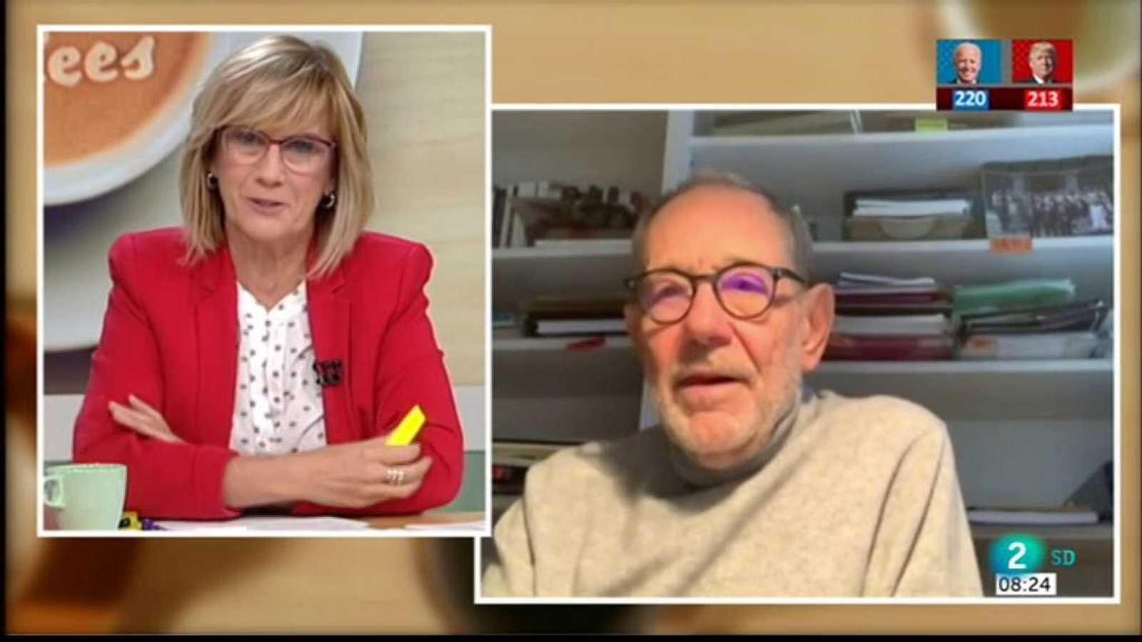 Gemma Nierga entrevista Javier Solana, exsecretari general de l'OTAN