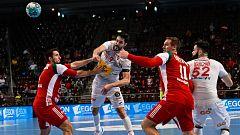 Balonmano - EHF Cup Selecciones masculinas. 1ª jornada: Hungría - España