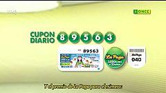 Sorteo ONCE - 04/11/20
