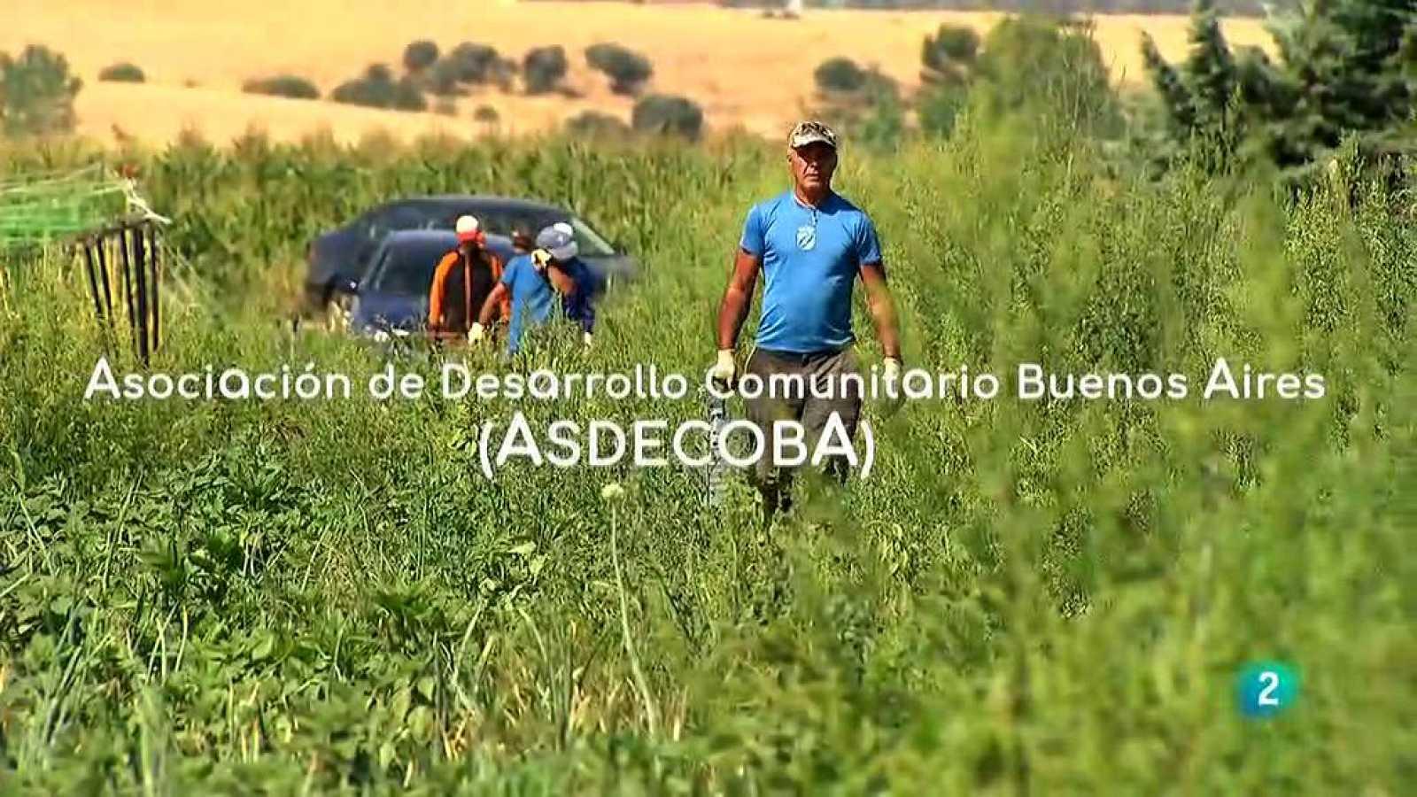 La aventura del saber Asociacion de Desarrollo Comunitario Buenos Aires ASDECOBA ecológica catering narcotrafico #AventuraSaberSociedad