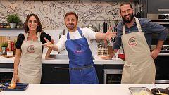 Cocina al punto con Peña y Tamara - Redondo de ternera a la cazuela