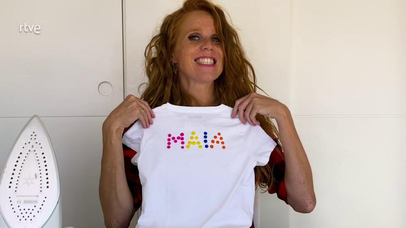Los trucos de María Castro para customizar la ropa y que parezca nueva