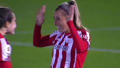 Liga femenina | El Athletic gana 2-0 al Madrid CFF