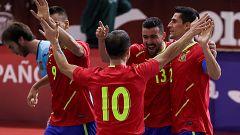 Fútbol Sala | Resumen del España 2-1 Brasil
