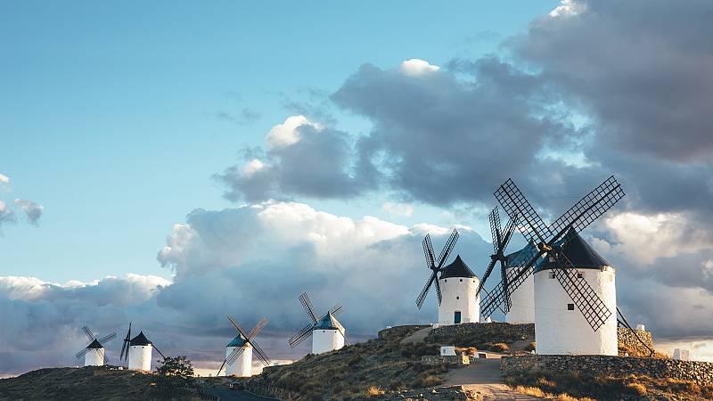 Viento fuerte en la meseta Sur, Baleares, litoral mediterráneo y áreas del centro y norte peninsular - ver ahora