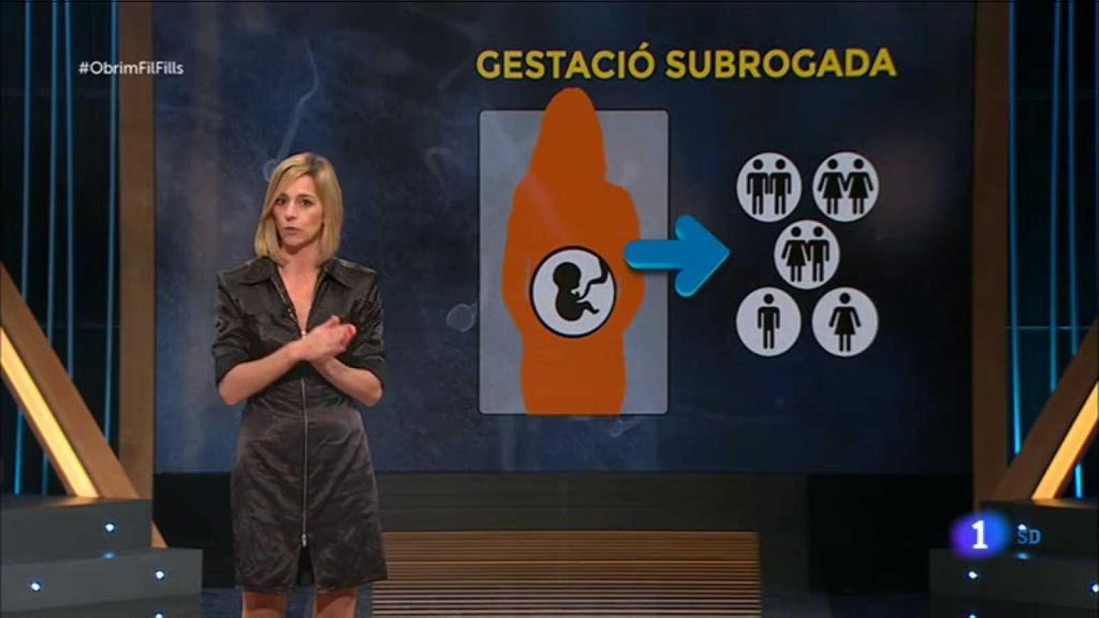 Obrim fil - L'Ana Boadas explica la gestació subrogada