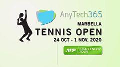 Tenis - Torneo Challenger Marbella