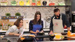 Cocina al punto con Peña y Tamara - Conejo en Salmorejo