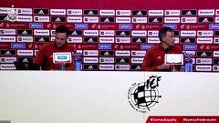 Fútbol - Presentación lista de convocados Selección española y rueda de prensa de Luis Enrique