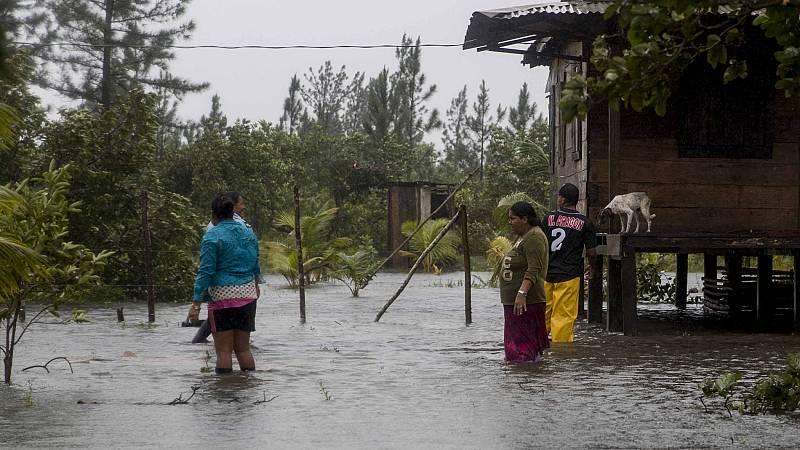 El huracán Eta deja decenas de muertos y graves daños materiales en varios países de Centroamérica