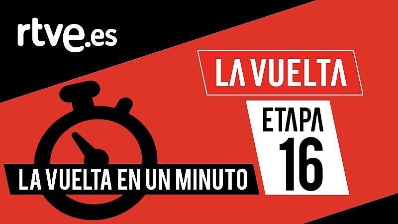 Vuelta 2020   #LaVueltaEnUnMinuto - Etapa 16