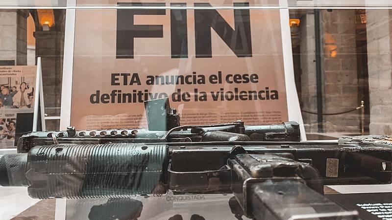 Una exposición en Madrid repasa seis décadas de terrorismo en España