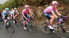 Vuelta ciclista a España 2020 - 17ª Etapa: Sequeros - Alto de la Covatilla (Podium)