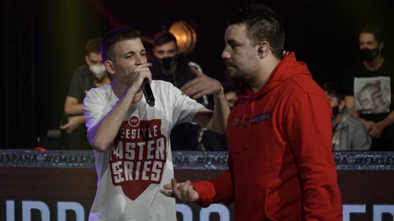 FMS España 2020 - Mira ya la batalla de Vivi contra Mister Ego de la Jornada 4