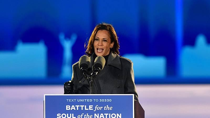 Kamala Harris, primera vicepresidenta negra en un país marcado por los conflictos raciales