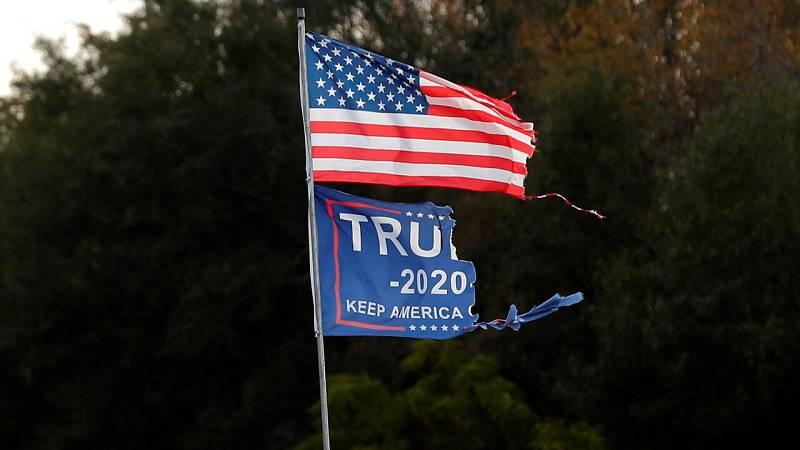 Polarización, política exterior o cambio climático: el legado que deja Trump