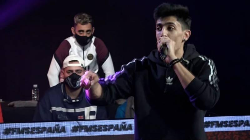 FMS España 2020 - Mira ya la batalla de Jesús LC contra Tirpa de la Jornada 4