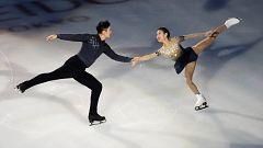 Patinaje artístico - Grand Prix Copa de China: Gala de exhibición