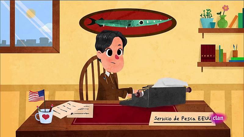 Lunnis de leyenda - Rachel Carson