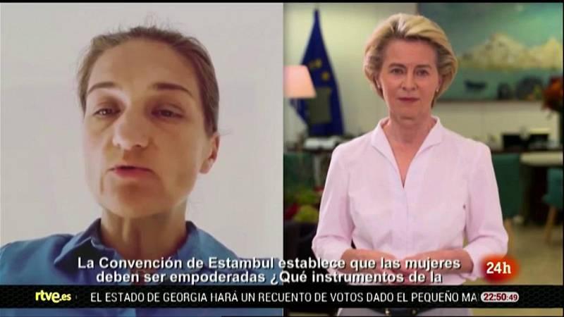 """Ursula von der Leyen: """"Antes de que acabe el año, propondré medidas para reducir la brecha salarial"""""""