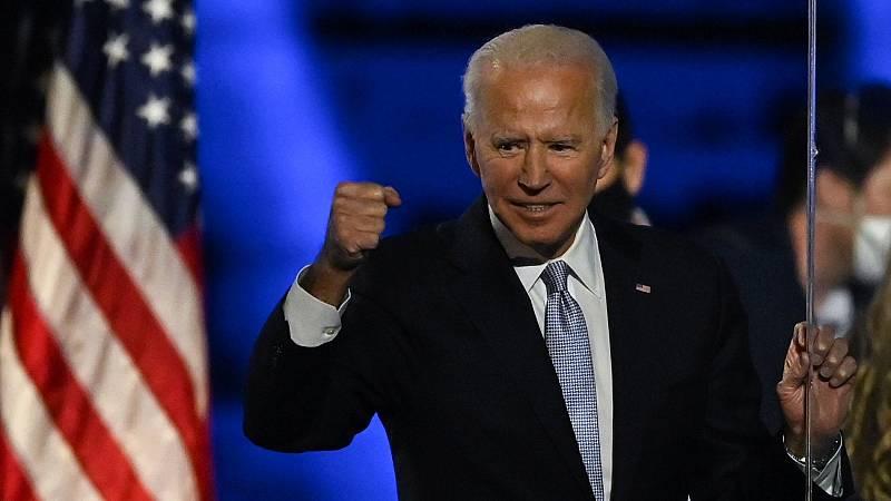 Fechas clave en el camino de Biden hasta la Casa Blanca