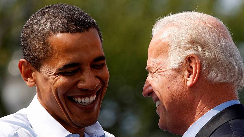 De Barack Obama a Hollywood, Biden recibe felicitaciones de todo Estados Unidos