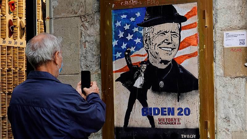 Los retos pendientes de España ante la llegada de Biden a la Presidencia de EE.UU.