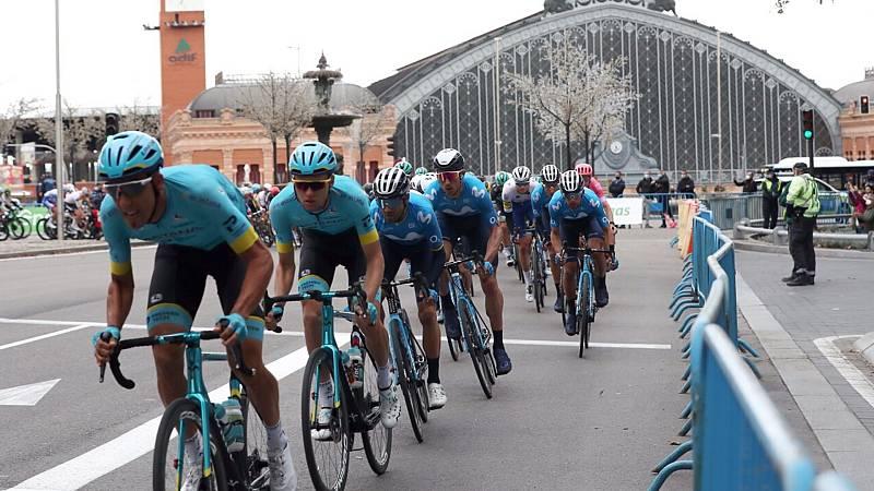 Vuelta ciclista a España 2020 - 18ª Etapa: Hipódromo La Zarzuela - Madrid - ver ahora