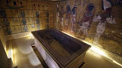 Órbita Laika - Curiosidades científicas - La maldición de Tutankamón