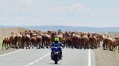 Diario de un nómada - Las huellas de Gengis Khan: Navegando la infernal estepa de Mongolia