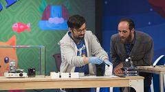 Órbita Laika - Biología con Ricardo Moure - Las huellas dactilares