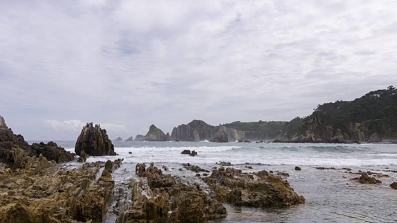 Cielos nubosos con precipitaciones y tormentas en la vertiente atlántica peninsular - ver ahora