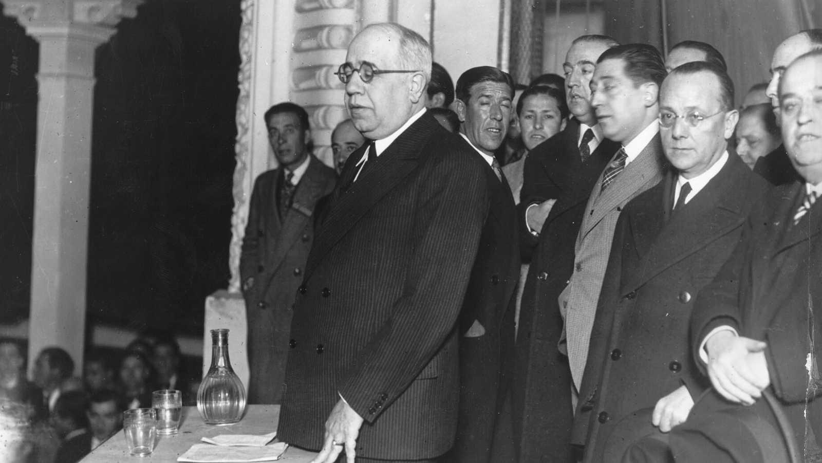 Parlamento - Homenaje a Manuel Azaña, 80 años despues de su muerte - 07/11/2020