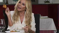 La forma correcta de comer espaguetis según Marta Sánchez