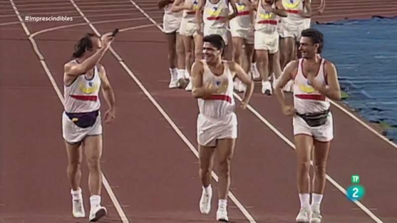 Imprescindibles habla sobre la participación del Tricicle en los Juegos Olímpicos del 92