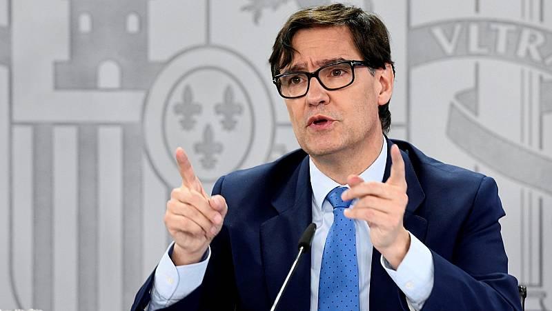 """Illa: """"La mayoría de los españoles podrían estar vacunados en mayo"""""""