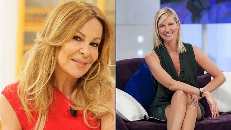 ¡Anne Igartiburu y Ana Obregón serán las presentadoras de las campanadas de RTVE!