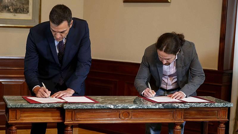 Se cumple un año de las últimas elecciones generales en España