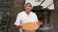 Receta de 'Salaillas'. El famoso pan de Alfacar en Granada