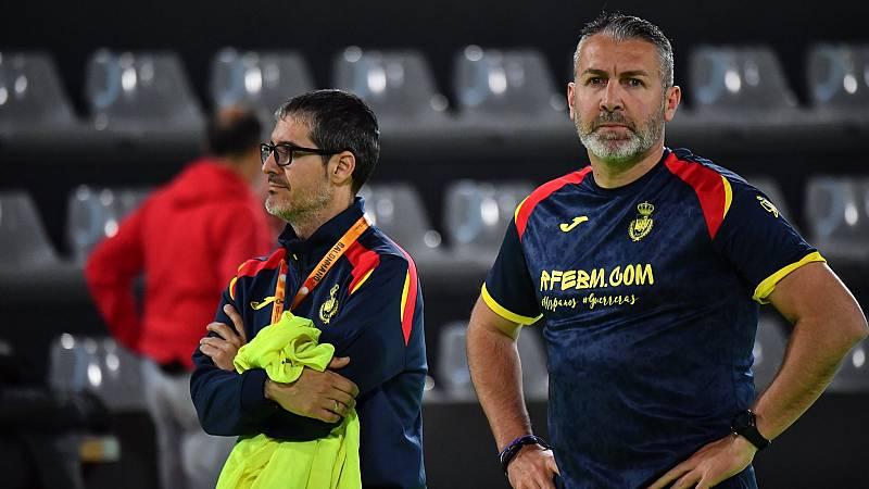 """Carlos Víver: """"La decisión de fichar por el Rápid ha sido muy fácil"""""""