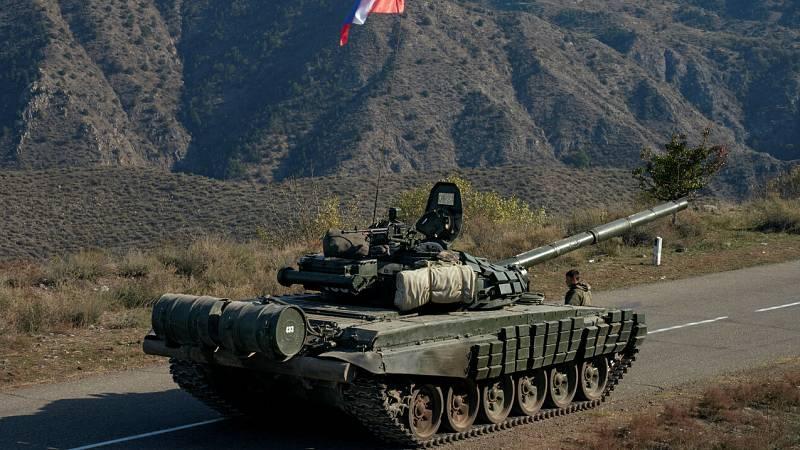Armenia firma la paz en Nagorno Karabaj y acepta la pérdida de territorios ante Azerbaiyán