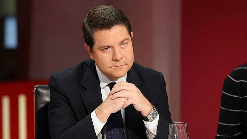 """Emiliano García-Page, presidente de Castilla la Mancha: """"Sin duda, se duerme peor con un Gobierno de coalición"""""""