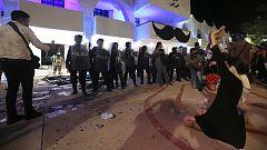Conmoción en México tras disolver a tiros la policía una manifestación feminista