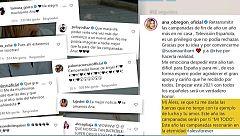 Reacciones sobre la vuelta de Ana Obregón a la televisión