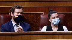 """Espinosa de los Monteros acusa al Gobierno de estar """"instalado en una burbuja ideológica"""" y pone como ejemplo el plan económico de Macron"""