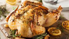Cocina de aprovechamiento: un pollo entero y tres platos