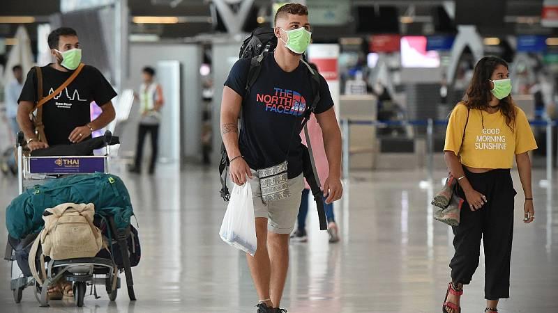 Sanidad exigirá PCR negativa en origen a los viajeros que lleguen a España a partir del 23 de noviembre